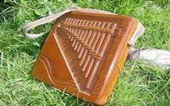 シュリンクスの笛のケース